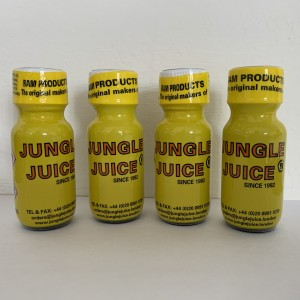 JUNGLE JUICE 25ml 4 Bottle offer