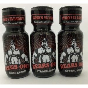 BEARS OWN 3 PACK