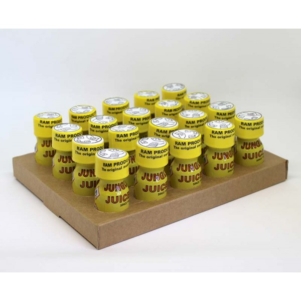JUNGLE JUICE - Tray of 10ml X 20