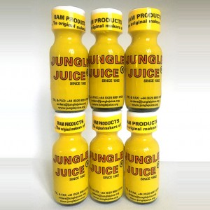 JUNGLE JUICE 25ml 6 Bottle Offer