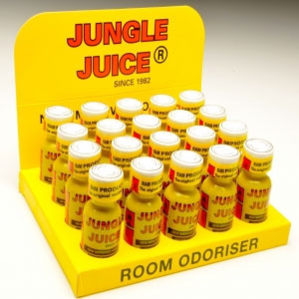 JUNGLE JUICE- Tray of 25ml x 20