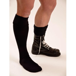 BOOT SOCK BLACK
