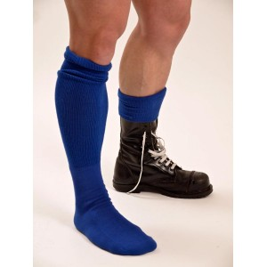 BOOT SOCK  BLUE