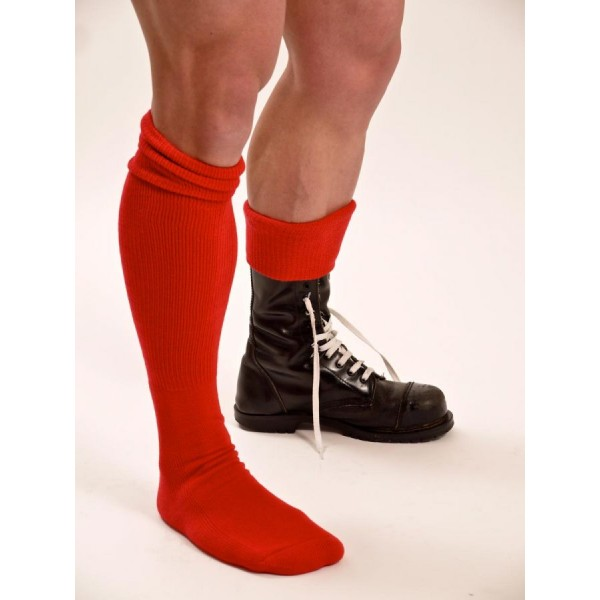 BOOT SOCK RED