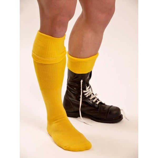 BOOT SOCK YELLOW