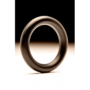 Thick rubber ring 9mm section